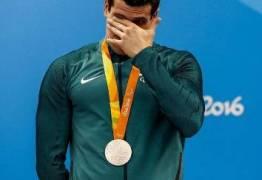 PRATA DA CASA: Paraibano leva medalha nas Paralímpiadas