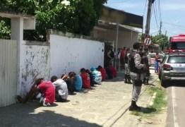 Desfile cívico de escolas acaba em confusão por conta de ameaça de arrastão