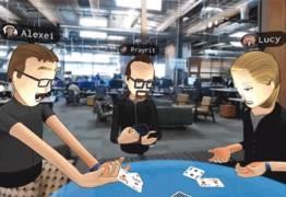 VEJA VÍDEO: Zuckerberg demonstra espécie de Facebook em realidade virtual, resultado é assustador