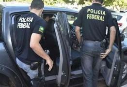 OPERAÇÃO INFÂNCIA ROUBADA: Polícia Federal cumpre 16 mandados em duas cidade paraibanas