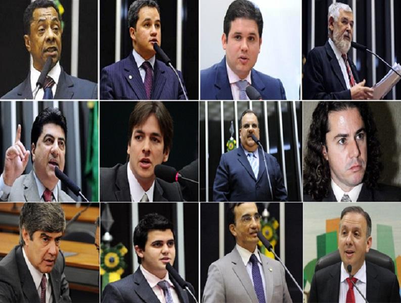 MONTAGEM - SUPREMO FATIA LAVA JATO E CHEGA NOS POLÍTICOS: 66 Parlamentares do PP, PMDB, PT serão julgados, tem paraibanos !