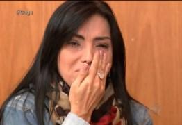 VEJA VÍDEO – Eyshila chora durante primeira apresentação após morte do filho de 17 anos