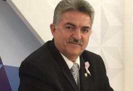 'Independente do posicionamento de Lígia, meu apoio é pra João Azevedo' diz João Gonçalves