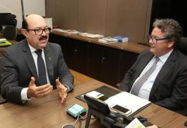 Senador Deca luta junto a Ebserh pelo projeto arquitetônico do novo Hospital Universitário de Cajazeiras