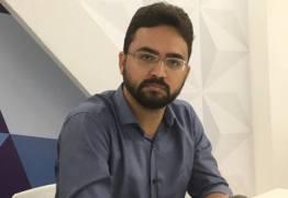 Vereador Tibério Limeira sai de grupo da oposição da Câmara de João Pessoa