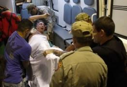 Ministra do TSE manda Garotinho de volta para o hospital