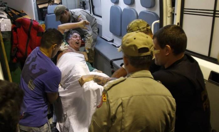 garotinho - Ministra do TSE manda Garotinho de volta para o hospital