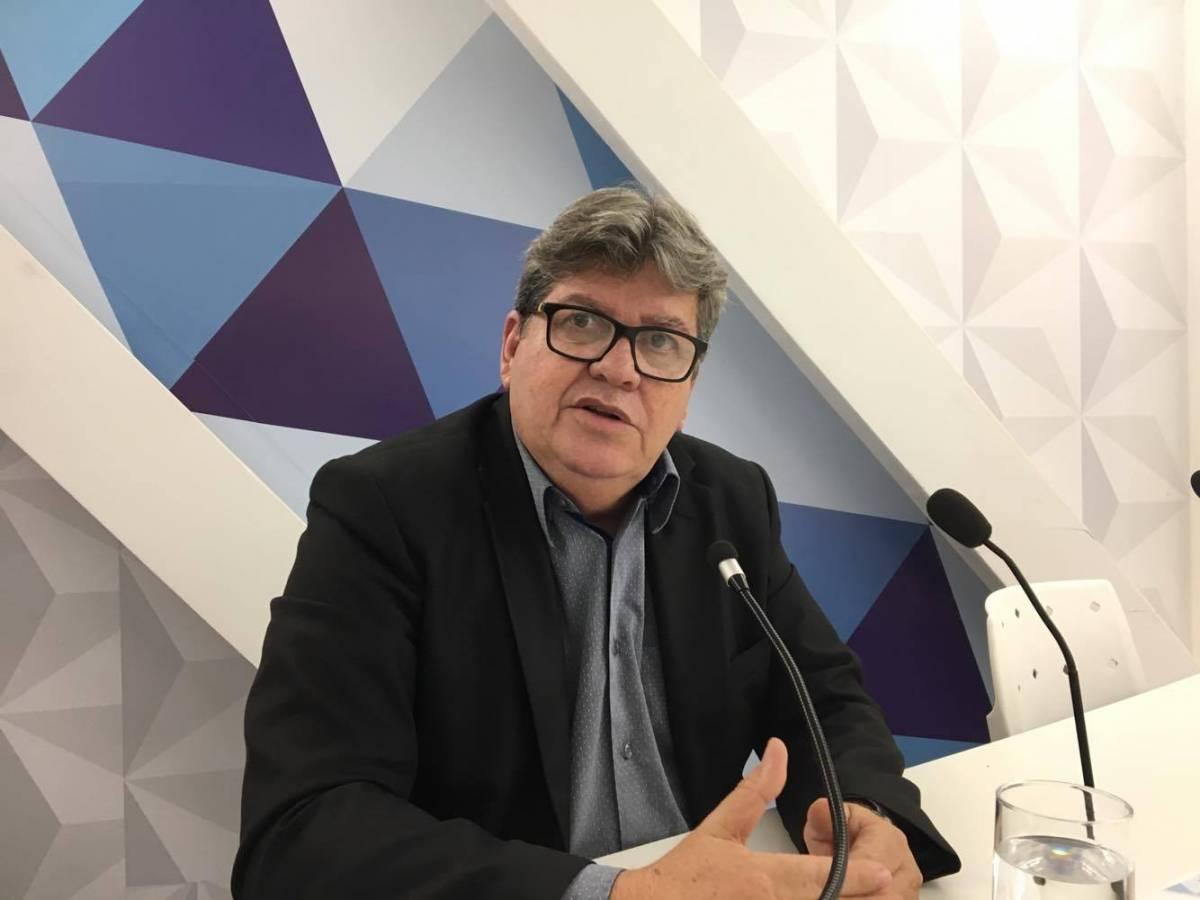 joao Azevedo - TRE proibe João Azevedo de participar de reuniões do Orçamento Democrático e pré-candidato vê censura