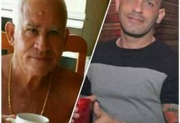 VEJA O VÍDEO: Pai e filho são mortos com tiros de fuzil na porta de casa