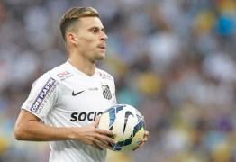 """Santos tem """"proposta irrecusável"""" para negociar meia Lucas Lima para clube chinês"""