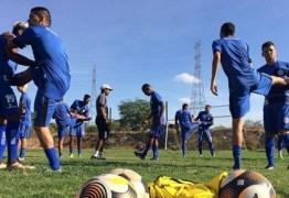 Com Marcelinho Paraíba de volta, Treze vence jogos-treinos em Lagoa de Roça