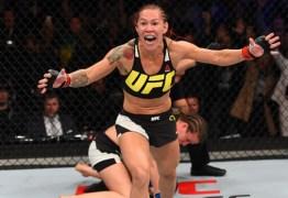 Campeã Brasileira do UFC foi notificada por possível doping