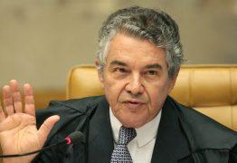 Marco Aurélio suspende tramitação de ação sobre prisão em 2ª instância