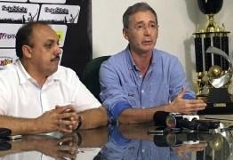 Nelson Lira assume novo cargo na diretoria do Botafogo-PB e lança desafio à torcida