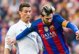 Em entrevista para jornal italiano Cristiano Ronaldo alfineta Lionel Messi e o Real Madrid