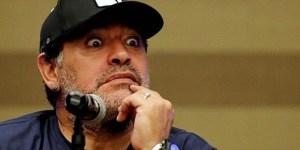 maradona 300x150 - Maradona revela que ainda pensa em treinar seleção argentina