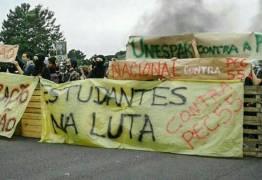 Manifestantes protestam em vários estados contra votação de PEC