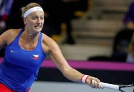 Tenista bronze na Rio-2016 é esfaqueada dentro de casa na Europa