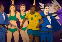 Conheça as mulheres que marcaram o esporte brasileiro em 2016