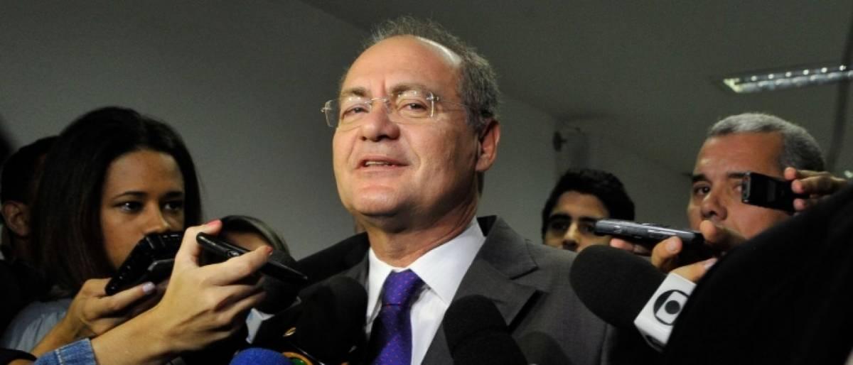 renan calheiros1 - Plenário do STF deve decidir sobre Renan na quarta-feira