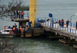 NA NOITE DE NATAL: Avião russo cai no mar Negro com 92 pessoas a bordo