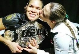 Amanda Nunes: lutadora baiana que derrotou Ronda Rousey planeja ser mãe este ano
