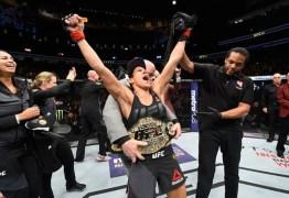 Brasileira leva estrela do UFC ao nocaute e agora pode ter sua chance de brilhar