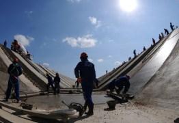 Governo do Estado declara realização de obras complementares à transposição