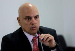 'Moraes no Supremo é um escândalo', dispara senador paraibano