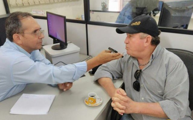 amado bolsonaro - Amado Batista defende candidatura de Bolsonaro durante entrevista