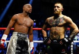 Dana White diz que luta entre McGregor e Maywheather pode aconter no futuro