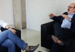 Em visita a Fecomércio, senador Deca reitera confiança na melhora da economia