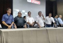 DEBATE SOBRE A TRANSPOSIÇÃO: Ricardo Coutinho cobra mais ações da bancada paraibana sobre recursos para obra
