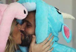 Giovanna Ewbank e Bruno Gagliasso falam da primeira vez: foi na sala de cinema