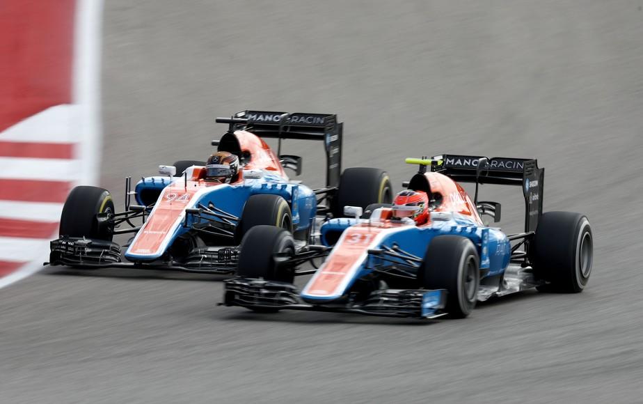 gettyimages 617561024 - Manor é posta em recuperação judicial e futuro na F1 está ameaçado
