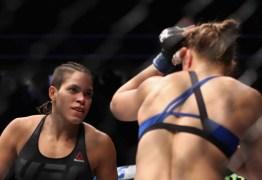 Amanda critica treinador de Ronda: 'A faz pensar que é boa de boxe'