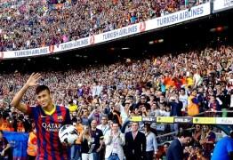 Barça admite ter contratado Neymar antes do prazo permitido pela Fifa