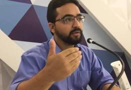 Tibério Limeira sobre reconstrução da CMJP: 'Não atende mais as expectativas'