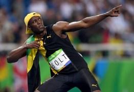 Usain Bolt realiza primeiro treino como jogador profissional de futebol
