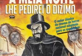 Zé do Caixão vira adventista e internet não perdoa
