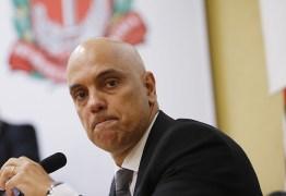 Deputado petista pede investigação de Alexandre de Moraes por plágio