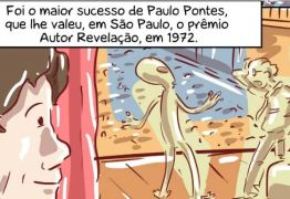 História do dramaturgo Paulo Pontes vira HQ no Projeto Primeiras Leituras