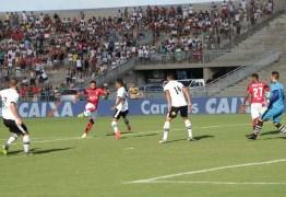 PARAIBANOS BRILHAM: Bota-fogo e Campinense vencem na Copa do Nordeste