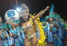 Jovem Escola Unidos do Róger é a campeã do Carnaval Tradição de João Pessoa