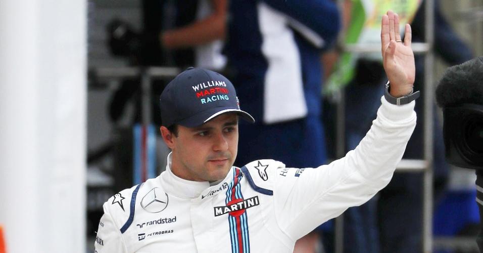 felipe massa apos ficar fora do q3 em interlagos 1478971709596 956x500 - Às vésperas do GP Brasil, Massa vive situação complicada para 2018