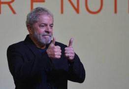 Lula cita Ricardo Coutinho sobre defesa da Transposição do