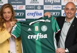 Patrocínio renovado faz Palmeiras lucrar mais do que a soma dos rivais