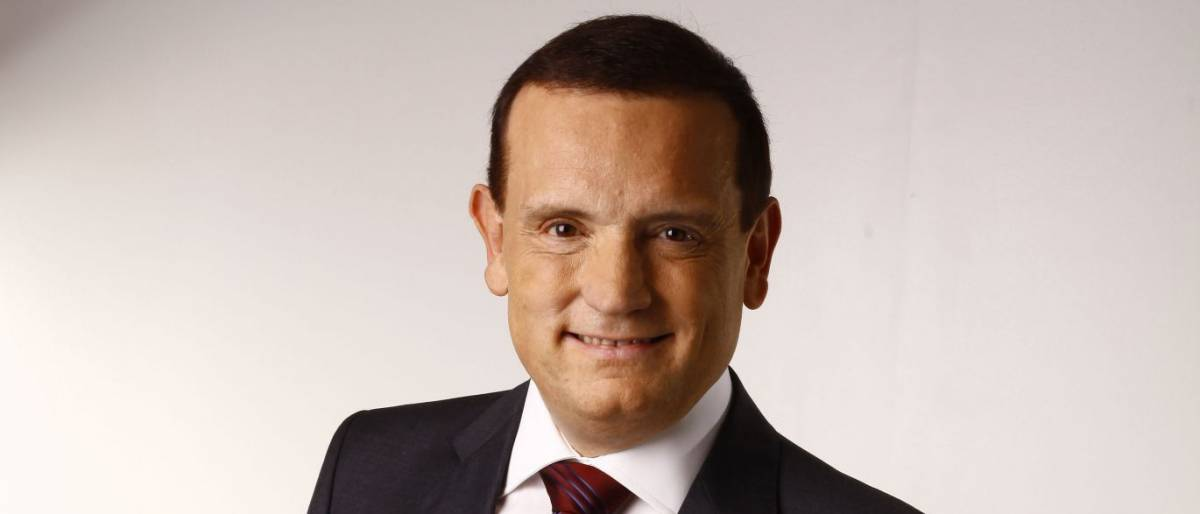 roberto cabrini - Jornalista Roberto Cabrini é demitido do SBT após 11 anos