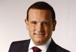 Jornalista Roberto Cabrini é demitido do SBT após 11 anos