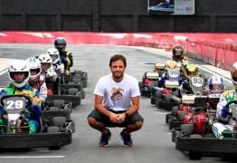Piloto de Stock Car monta escolinha de Kart no Circuito Paladino, na PB